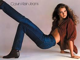 Brooke Shields is Aphrodite