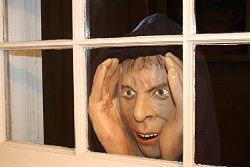 Peeping Tom Scary